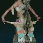 Модель из коллекции «Тамбовский волк тебе товарищ»