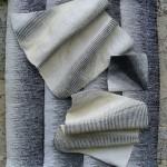 «Светотень» 2008, гобелен, ткачество, 94х78